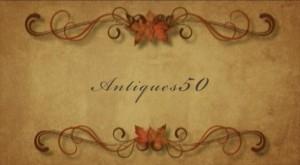 Antiques50様